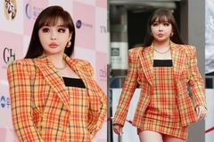 Park Bom nhóm 2NE1 khuôn mặt ngày càng biến dạng