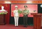 Bổ nhiệm nữ Thiếu tướng giữ chức Cục trưởng, Bộ Công an