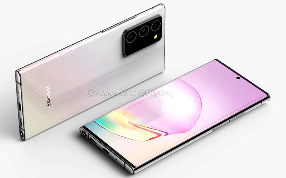Galaxy Note 20+ được trang bị camera 'khủng', zoom 50X