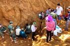 Tìm thấy hố chôn tập thể 17 chiến sĩ đặc công ở Quảng Nam
