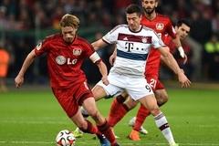 Xem Leverkusen vs Bayern Munich ở đâu?