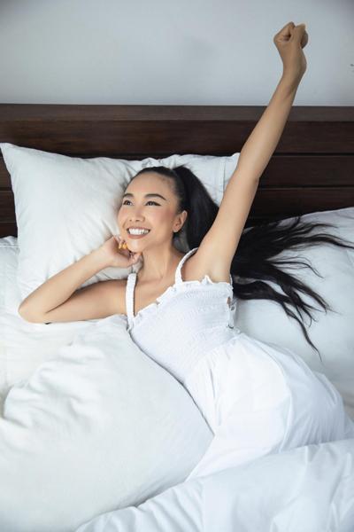 4 bí quyết 'khỏe mà đẹp' của ca sĩ Đoan Trang