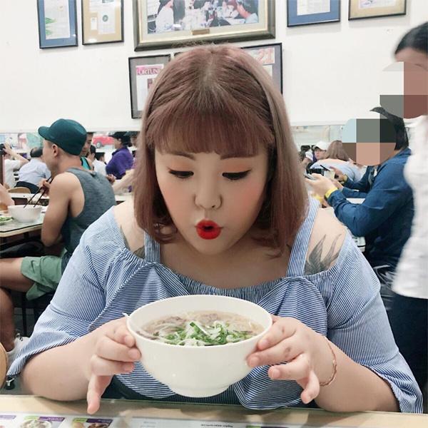 Căn bệnh ung thư phát hiện sau khi giảm cân của thánh ăn Hàn Quốc