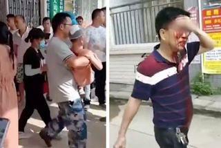 Đâm dao loạn xạ ở trường học TQ, hàng chục người bị thương