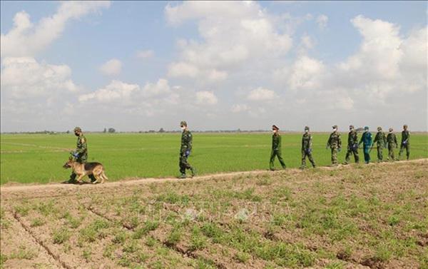 Localities urged to monitor spread ofCOVID-19 atborderareas