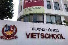 Phụ huynh phản đối Vietschool thu phí học online