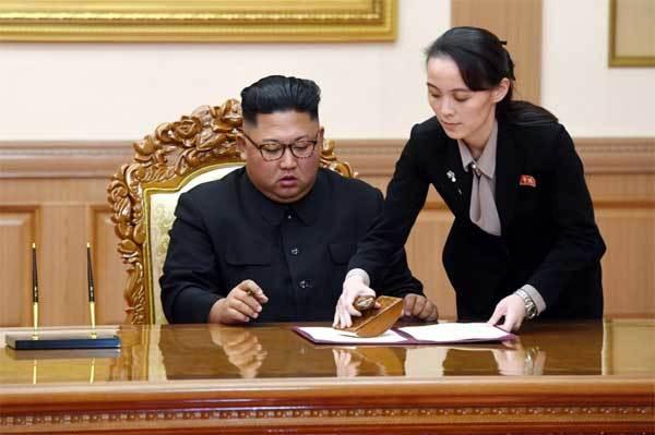 Em gái Kim Jong Un đe dọa, Seoul phản ứng tức thì