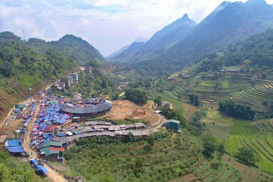 Bac Ha,Lao cai travel,terrace fields,photos