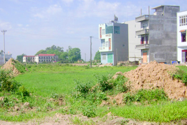 Thủ tục chuyển đất trồng cây lâu năm đã có nhà sang đất ở