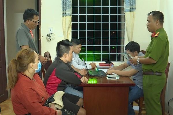 Bắt đường dây đánh bạc qua mạng 20 tỷ đồng ở Đắk Lắk