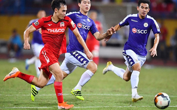 V.League: 10,000 tickets on offer as Hanoi FC host Hoang Anh Gia Lai