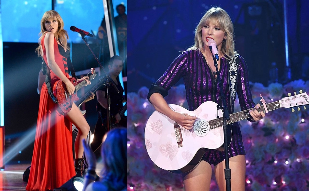 Thời trang của ca sĩ kiếm tiền giỏi nhất thế giới Taylor Swift