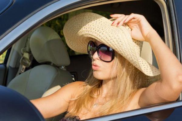 Mẹo lái ô tô qua những ngày nóng đỉnh điểm