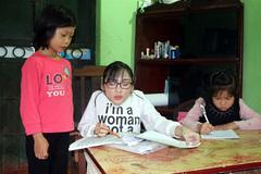 A special tutor for disadvantaged children