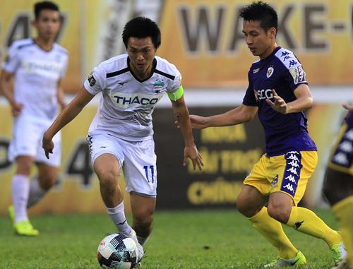 Những điểm nóng quyết định trận Hà Nội FC vs HAGL