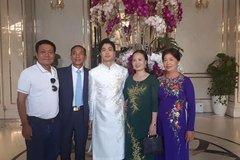 Đám cưới Công Phượng và Viên Minh diễn ra vào 16/11