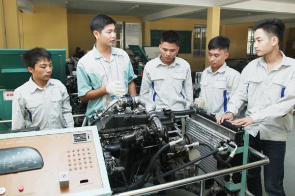 Hà Nội: Nâng tỷ lệ lao động qua đào tạo lên 70,2% vào cuối năm 2020