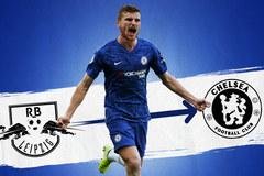 Chelsea qua mặt Liverpool, ký Timo Werner 5 năm