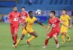 Nam Định 1-1 Viettel: Tấn công ghi thêm bàn thắng (H2)