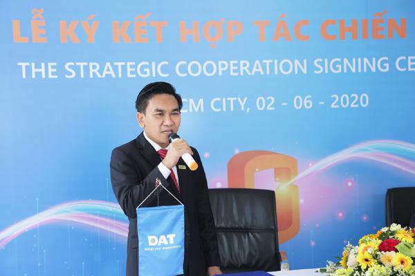 DAT ký kết hợp tác chiến lược cùng Sungrow