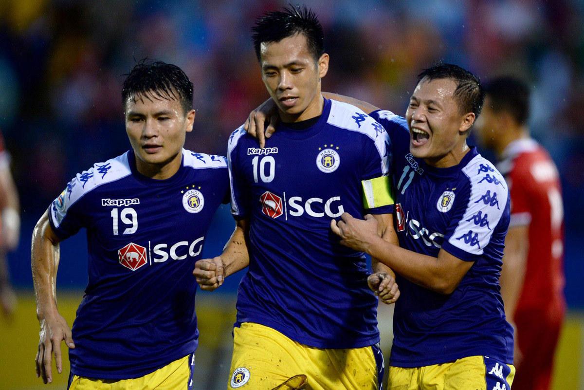 AFC: Tuyệt vời Văn Quyết, Hà Nội chờ viết sử