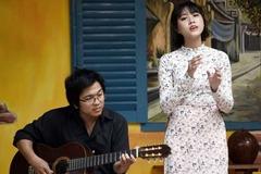 Hiện tượng nhạc Trịnh Hoàng Trang diễn cùng Tùng Dương