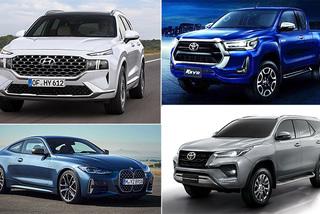 Loạt ô tô mới 2021 lộ diện thiết kế thu hút người tiêu dùng