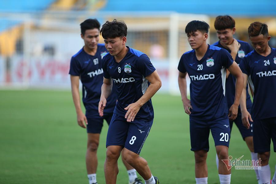 HLV HAGL tuyên bố không thua trước Hà Nội