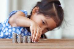 Trẻ quan niệm lệch lạc về tiền vì 6 sai lầm của cha mẹ