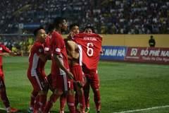 Vũ Minh Tuấn ghi bàn phút 91, Viettel đánh bại Nam Định