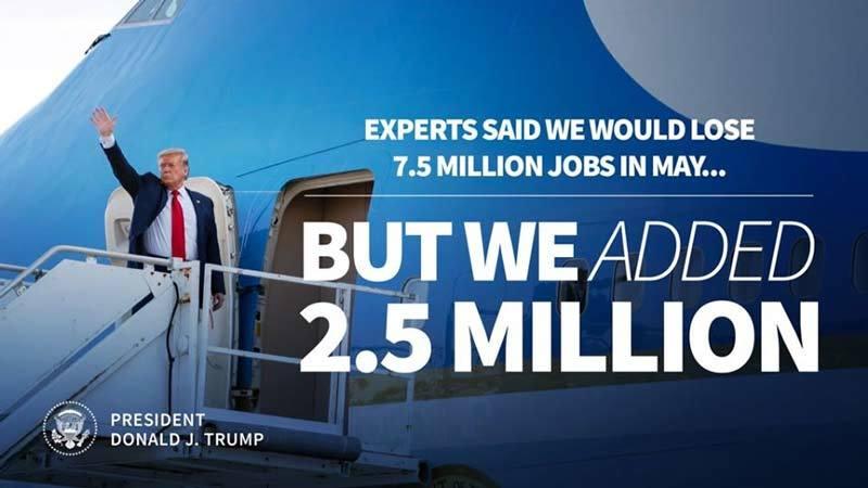 Một ngày không thể tin nổi, Donald Trump vượt áp lực, ghi dấu kỷ lục
