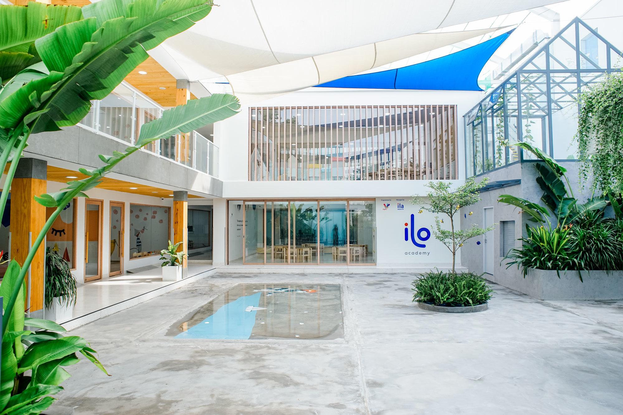 ILA ra mắt trường mầm non song ngữ ILO Academy