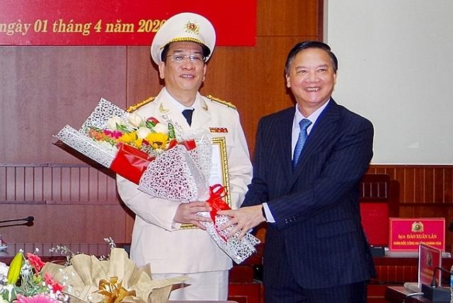 6 tháng, Bộ Công an điều động, bổ nhiệm 15 giám đốc công an tỉnh