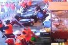 Công an TP.HCM họp báo thông tin vụ 200 giang hồ đập phá, chém người ở quán nhậu