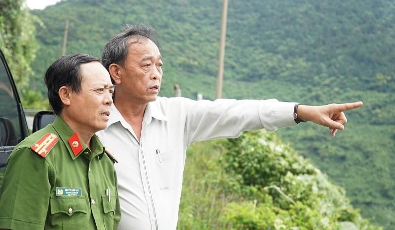 Triệu Quân Sự vượt tù có kinh nghiệm sống đồi núi, công an chuyển sang mật phục