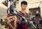Robotic arm the first step on this 11th grader's scientific journey