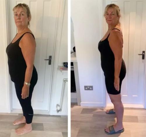 Người phụ nữ giảm 5 kg trong 5 ngày nhờ chế độ ăn đơn giản