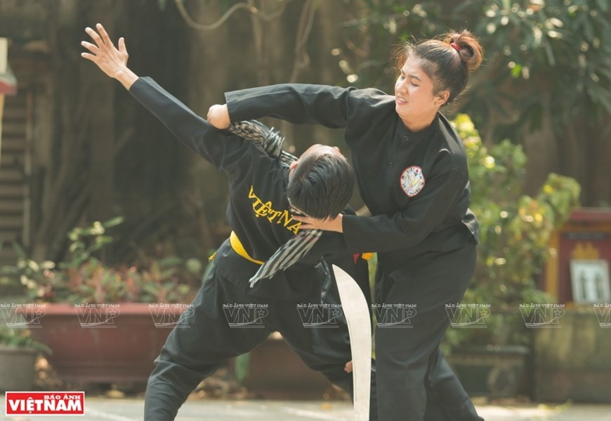 The uniqueness of Khan Ran martial arts
