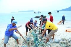 Sáng kiến giảm thiểu rác thải nhựa tại biển Việt Nam