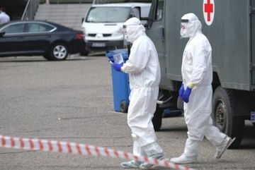 Coronavirus: Hundreds of Polish infections linked to mine