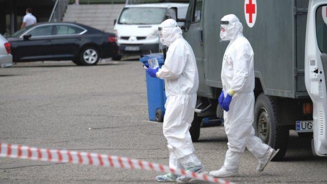 Coronavirus,poland,infection,eu,world news