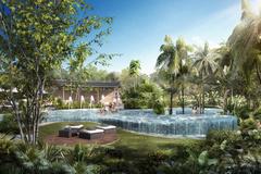 Mở cửa 'thế giới khoáng nóng' Minera Hot Springs Binh Chau