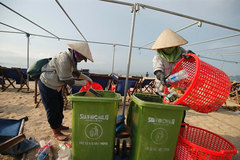 Waste management projects line up to address Vietnam's white pollution