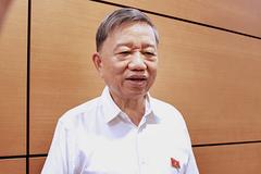 Bộ trưởng Tô Lâm: Cảnh sát cơ động kỵ binh có thể sử dụng trong lễ tân nhà nước
