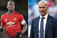 Paul Pogba tuyên bố muốn được chơi cho Real Madrid
