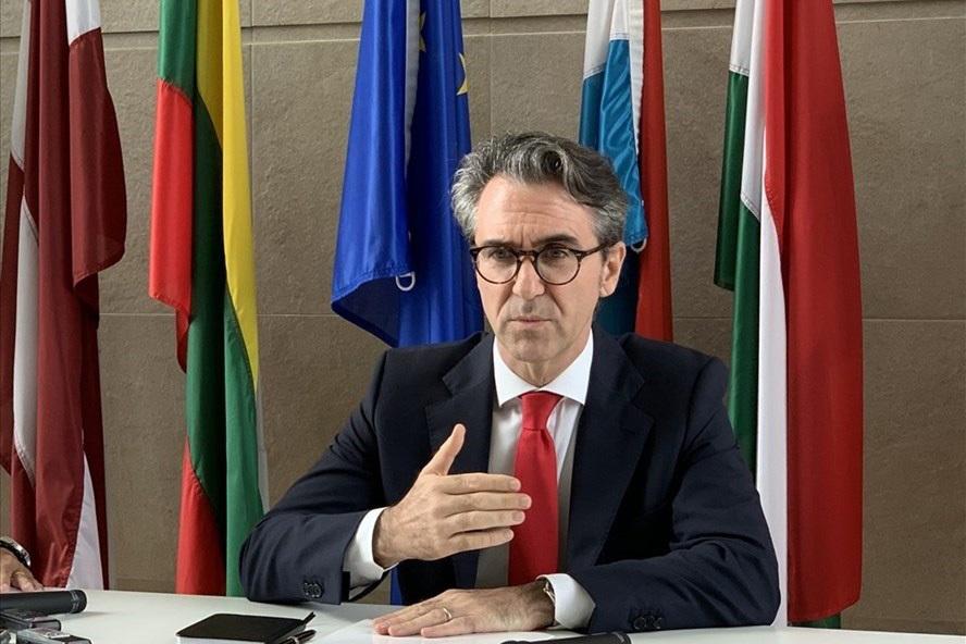 Đại sứ EU: Việt Nam có 'cơ hội vàng' để tham gia chuỗi cung ứng toàn cầu mới