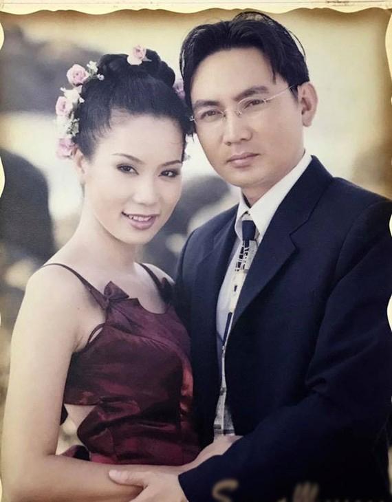 Á hậu Trịnh Kim Chi kể chuyện ông xã theo vợ về ở rể