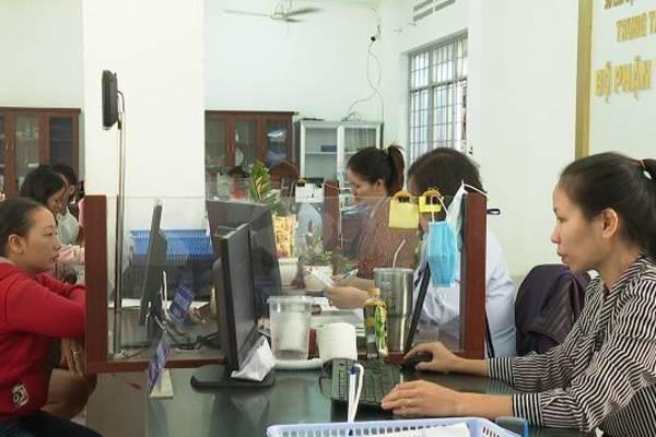 Thị xã Hòa Thành: Dân hưởng lợi nhờ BHXH và Y tếtích cực phối hợp