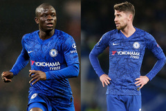 """Chelsea """"xả kho"""" thanh lý: Kante và Jorginho bật bãi"""
