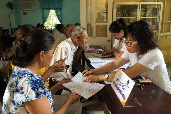 Tỷ lệ người tham gia BHYT ở Đức Thuận tăng gần 20% nhờ cách làm sáng tạo
